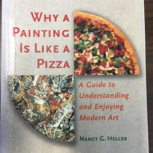 What you feel, or why a painting is like a pizza