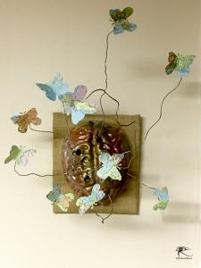 The Butterfly Effect - a sculpture